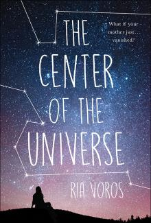 The Center of the Universe book cover