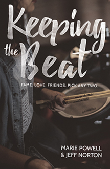 Keeping the Beat book cover
