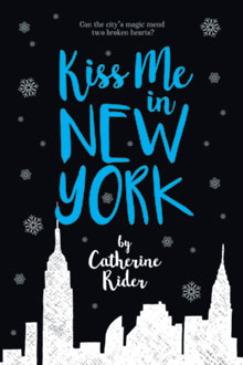 Kiss Me in New York book cover
