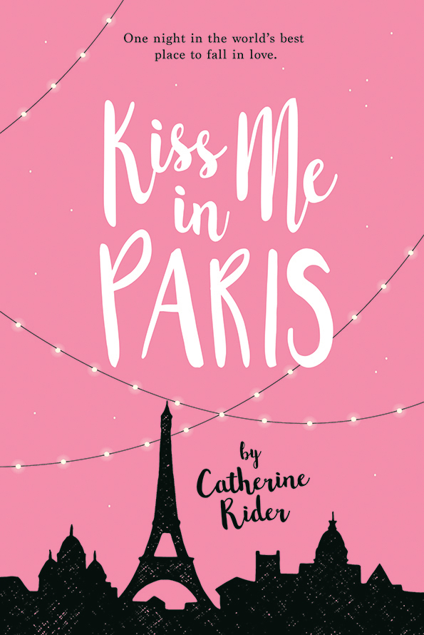 Kiss Me in Paris book cover