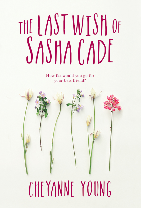 The Last Wish of Sasha Cade book cover