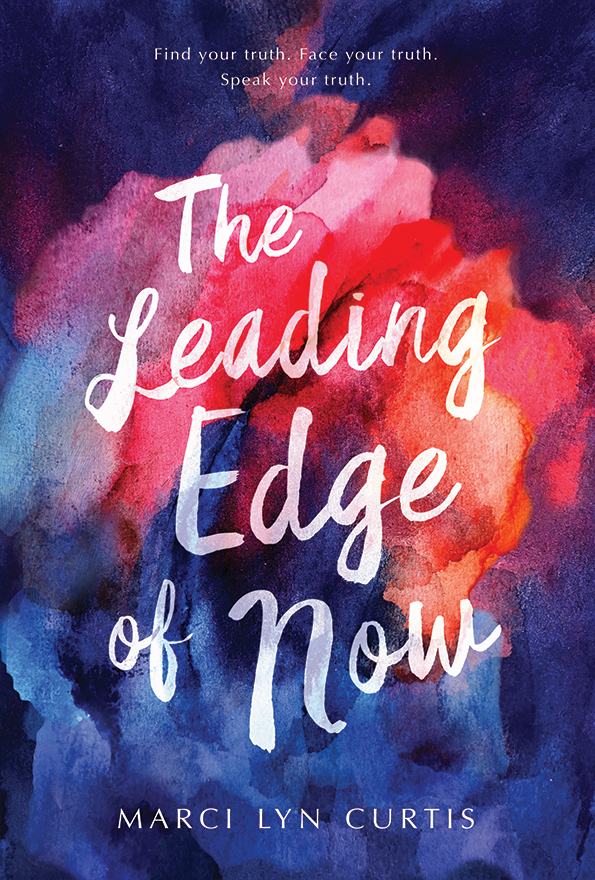 The Leading Edge of Now book cover