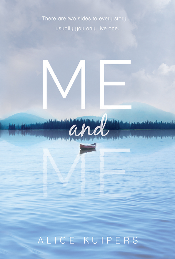 Me and Me book cover