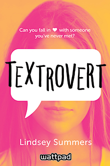 Textrovert book cover